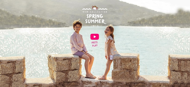 THE VIDEO FOR THE NEW PISAMONAS SPRING/SUMMER 2019 COLLECTION IS NOW HERE!