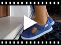 Video from Boys T-Bar Velcro Shoes