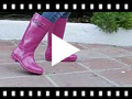 Video from Glitter Wellies