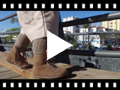 Video from Suede zip-up Pascuala Boots