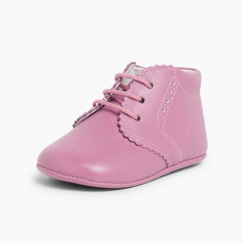 Punch-Hole Baby Boots