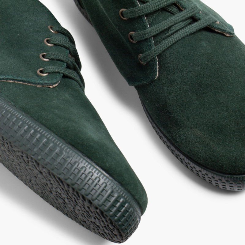 Lace-up Boots with Faux Fur Lining