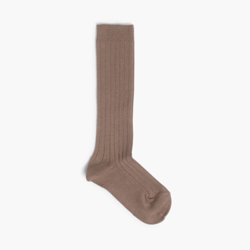 Condor High Ribbed Knit Socks