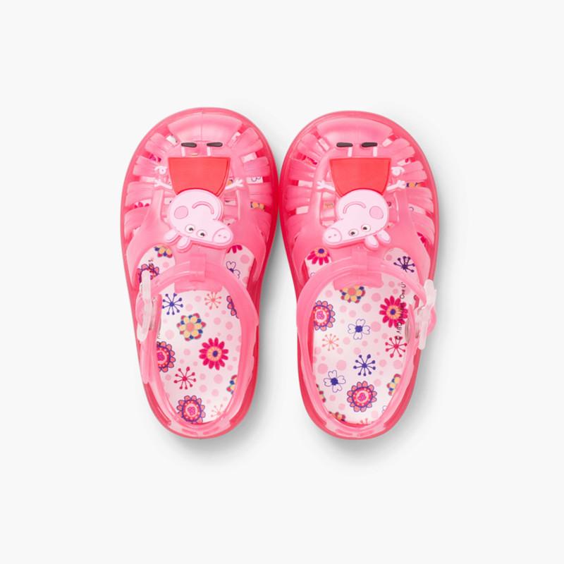 9be6ae2fe Girls Peppa Pig Jelly Shoes - Summer Kids Footwear at Pisamonas