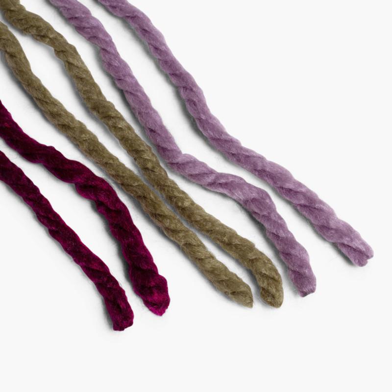 Woollen Hair Ties