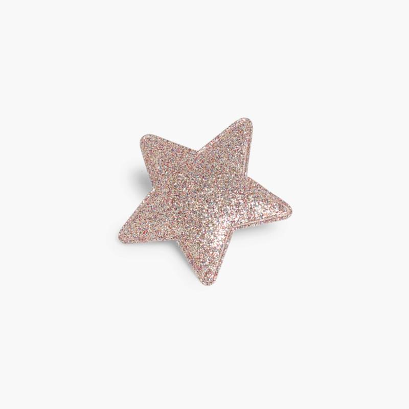 Girls' Hair-slide with Glittery Star