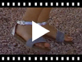 Video from Snakeskin Print Bio Sandals