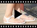 Video from Flip Flop Rubber Sandals Ursula