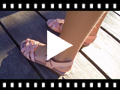 Video from Low Wedge Sandals with Gel Insoles
