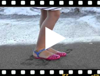 Video from Jelly Sandals for Women Mara