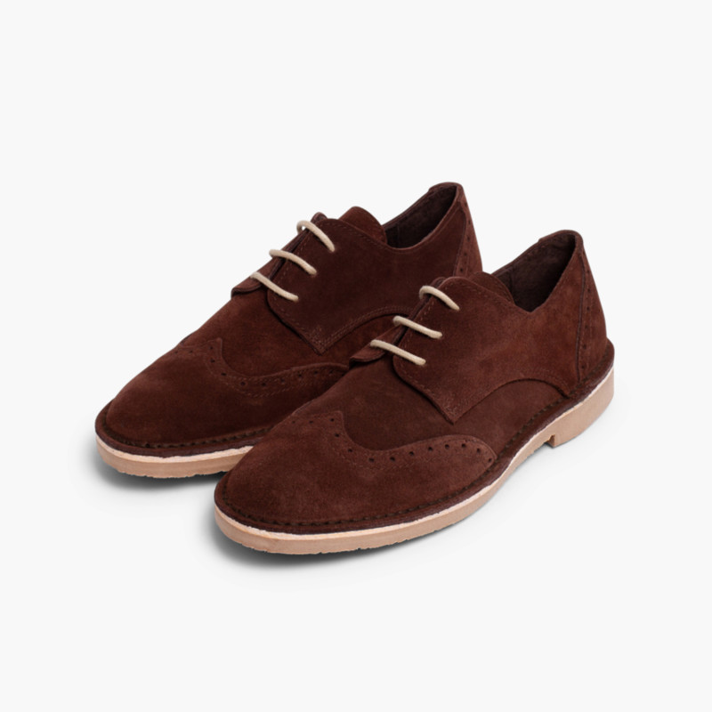 Suede Brogues for Boy