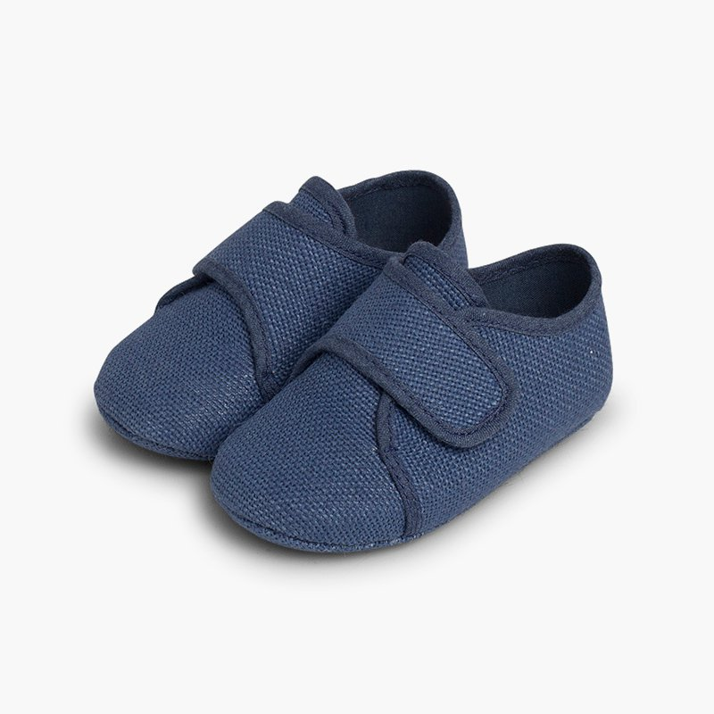 Baby Bluchers with Velcro