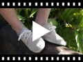 Video from Canvas Bluchers with Rope Sole