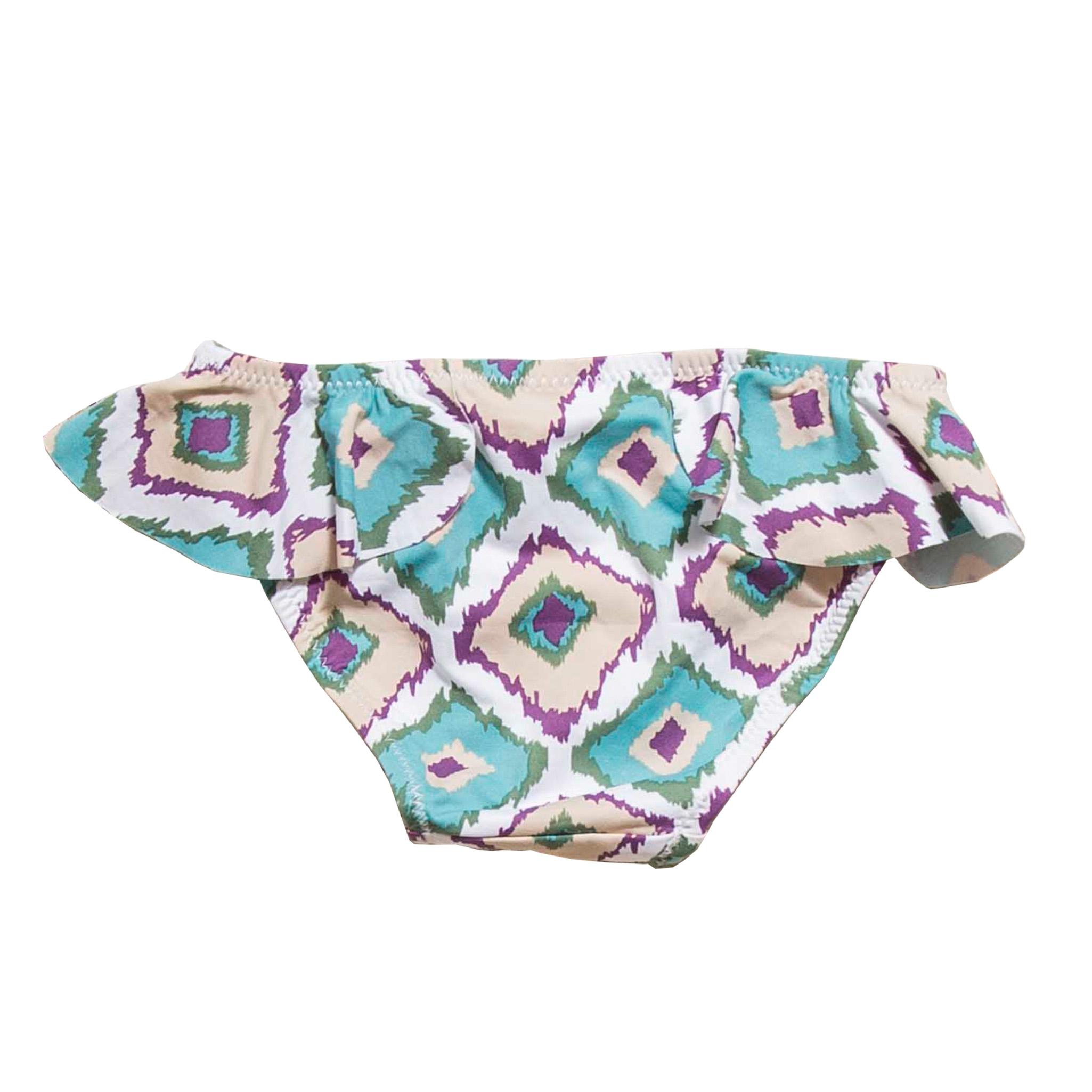 Girls lycra swimsuit culotte