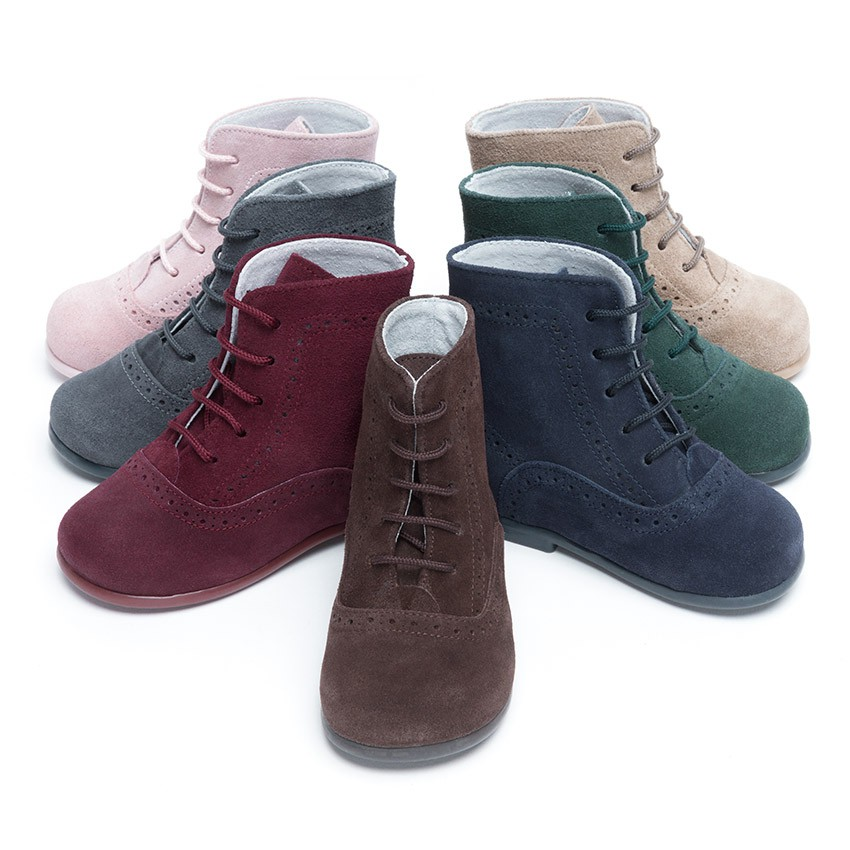 Suede Pascuala Boots
