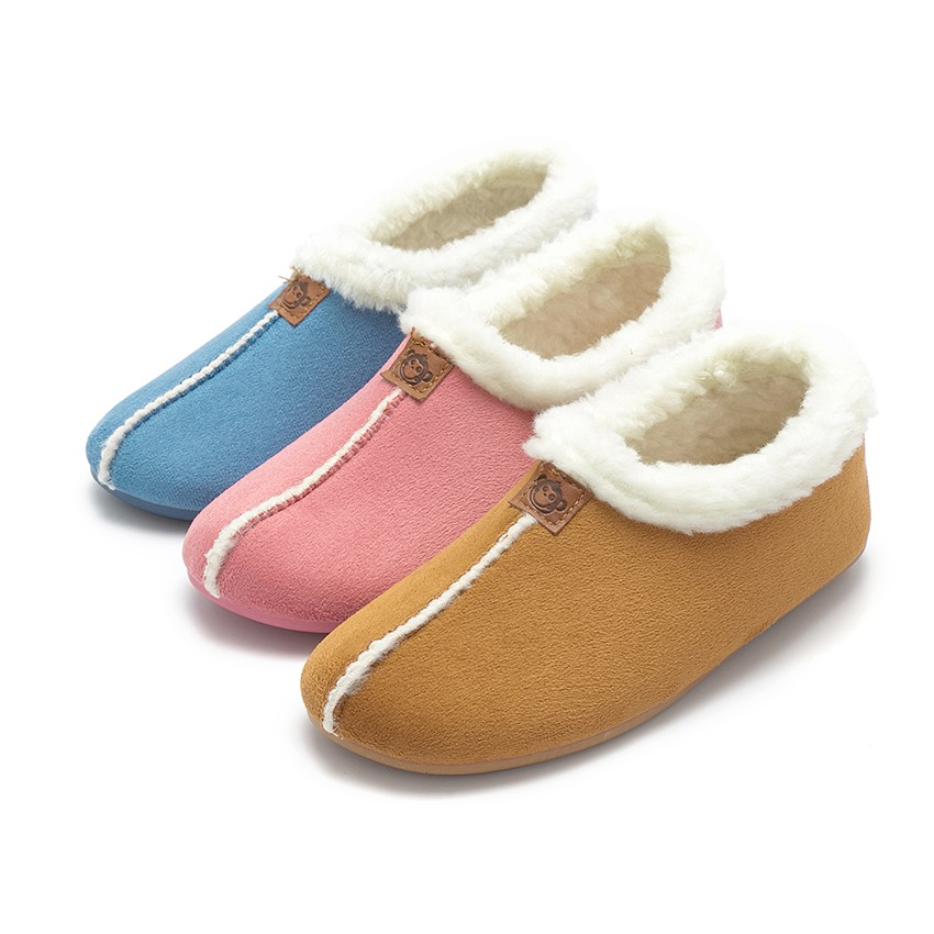 Faux Sheepskin Slippers