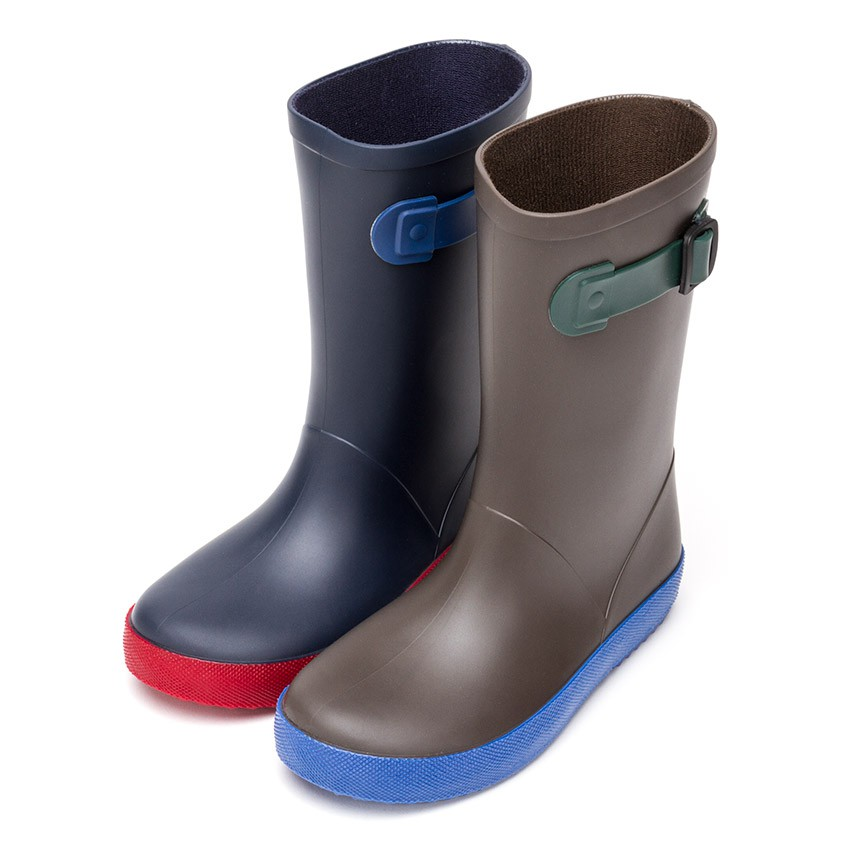 Splash Tricolour Wellies for Kids