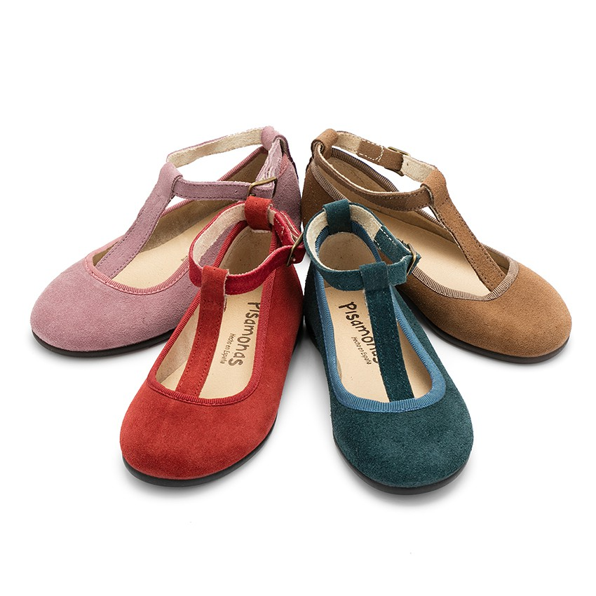 Girls T-Bar Mary Jane Shoes