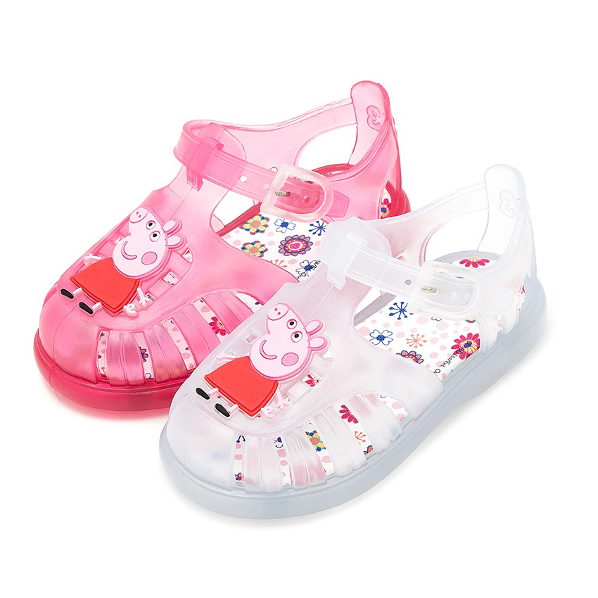 Girls Peppa Pig Jelly Shoes