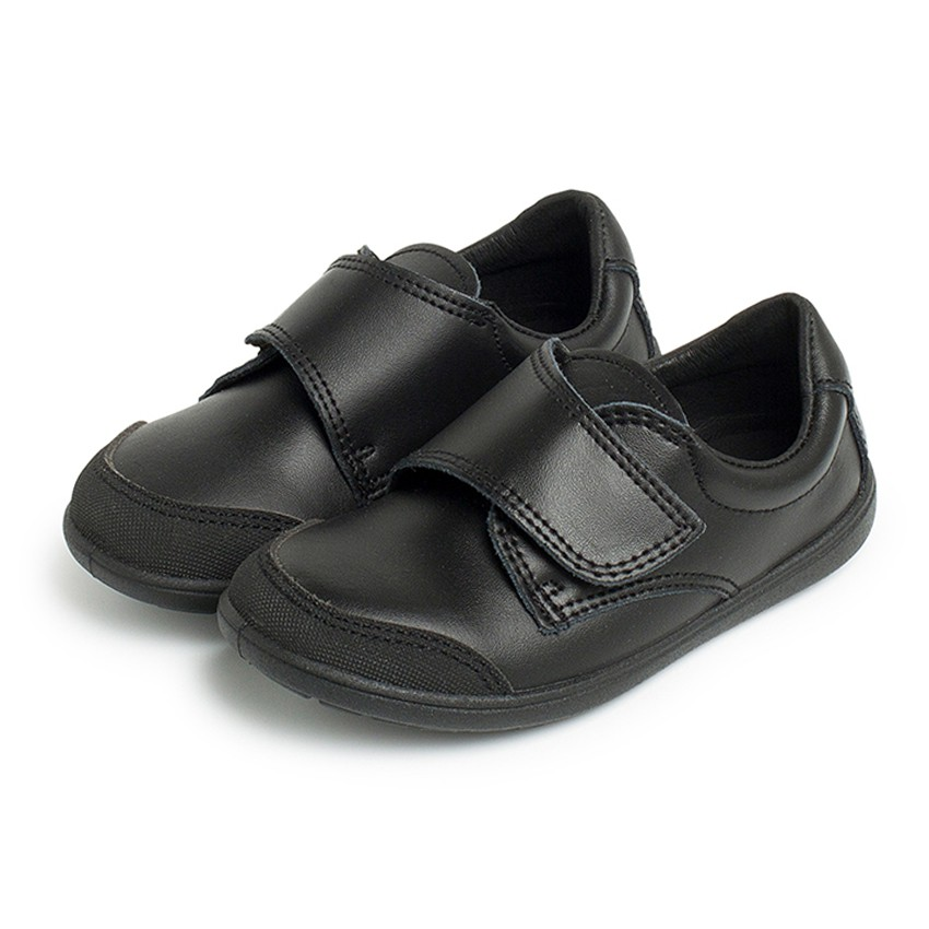 Boys' School Shoe with Reinforced Toe
