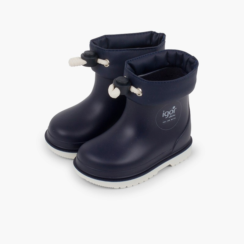 Short Adjustable Wellies Toddlers