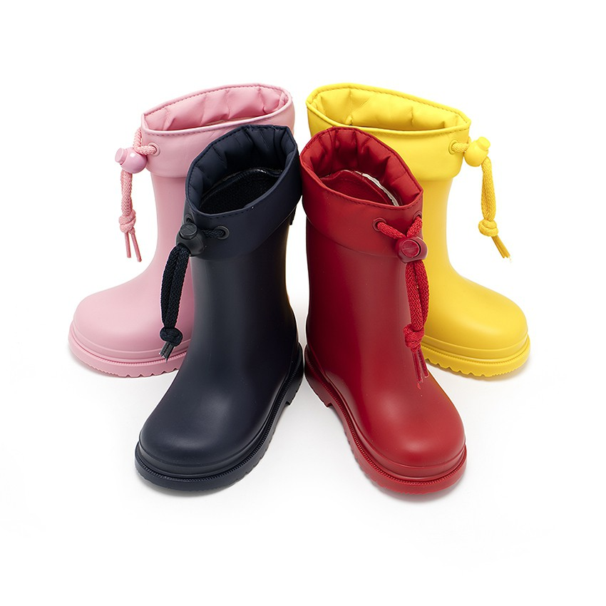 Little Children Wellies with Adjustable Top by Igor