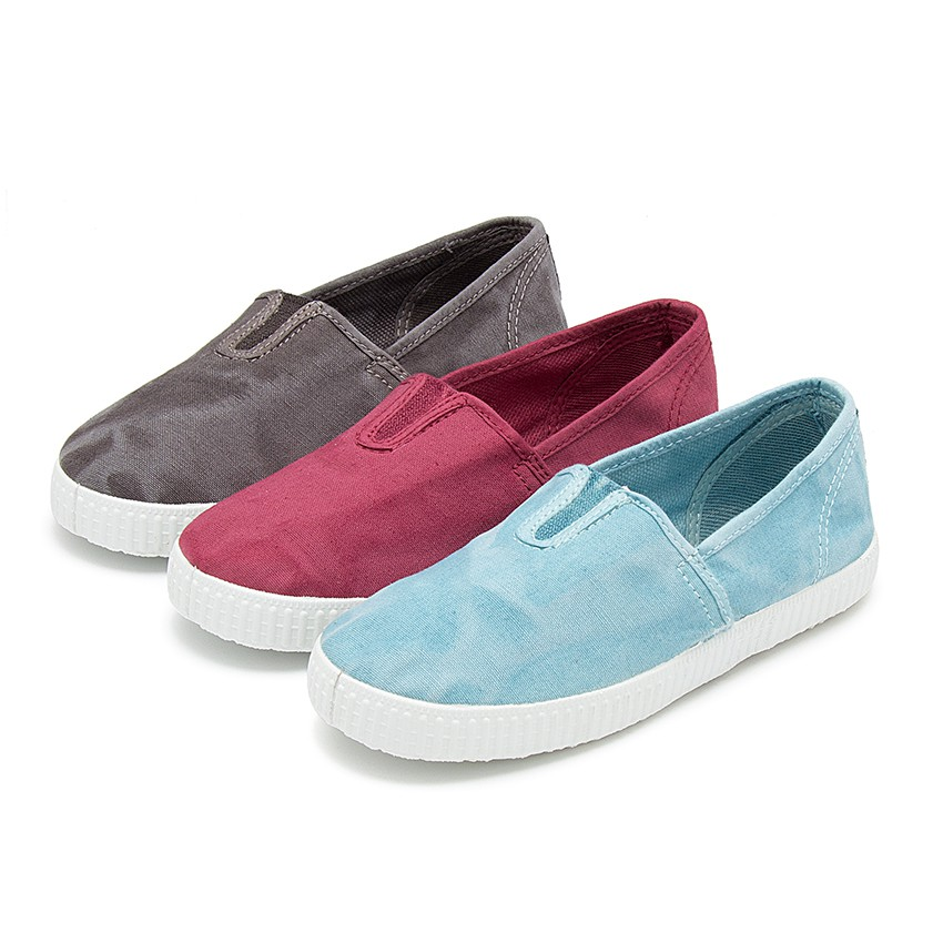 Elastic Slip-On Camping Shoes