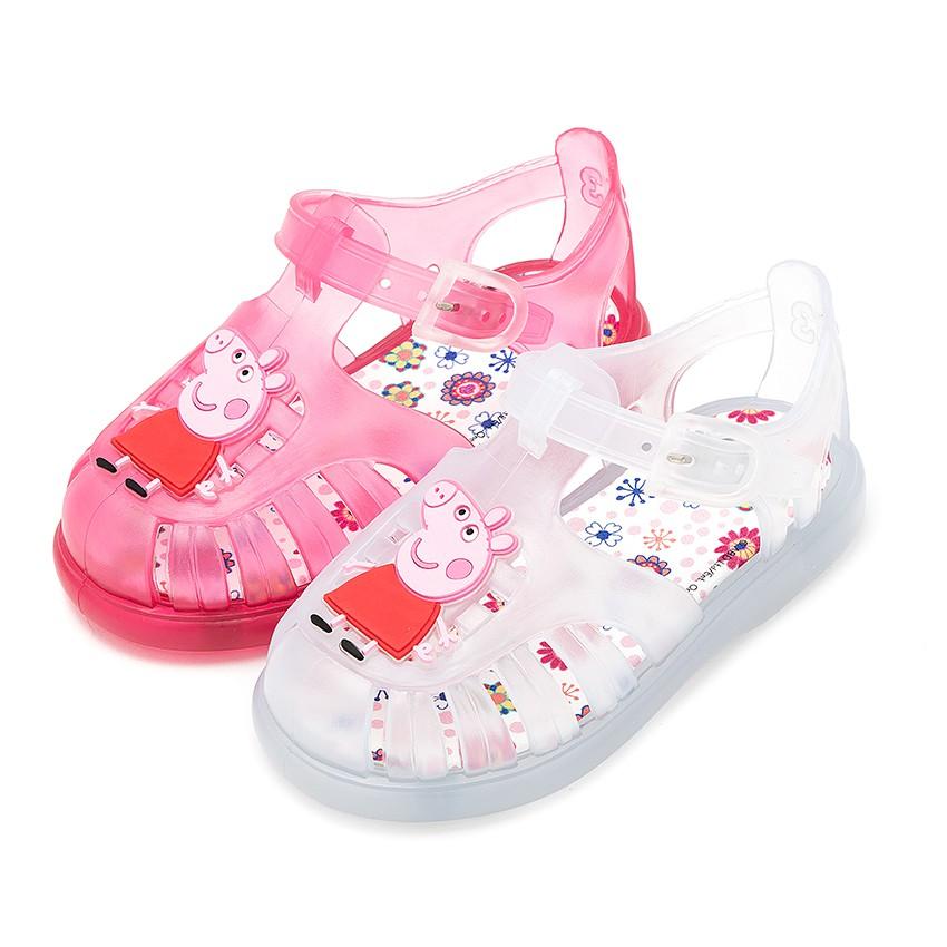 7d8f93665fee Girls Peppa Pig Jelly Shoes - Summer Kids Footwear at Pisamonas