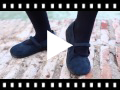 Video from Girls Riptape Bamara Mary Jane Shoes