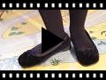 Video from Velvet Ballerina Pumps Padded