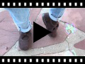 Video from Girls Velcro Bow Angelito Mary Janes