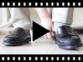 Video from Leather Slip-on Loafers