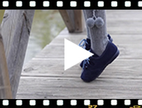 Video from Kids Suede Oxford Shoes