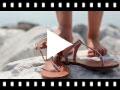 Video from XTI  Girls Nubuck Flip-Flop Sandals