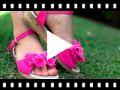 Video from Canvas Bow Low Wedges