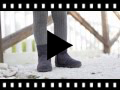 Video from Girls Faux Suede Zip Boots