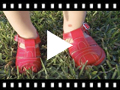 Video from Leather Baby Sandals
