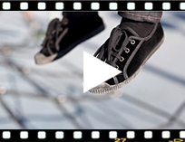 Video from Velvet Lace-up Trainers