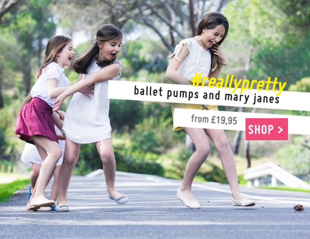 Ballet Pumps Collection Spring Summer 2017