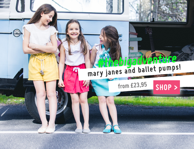 Ballet Pumps and Mary Janes Collection Spring Summer 2017