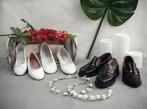 Clean Communion Shoes