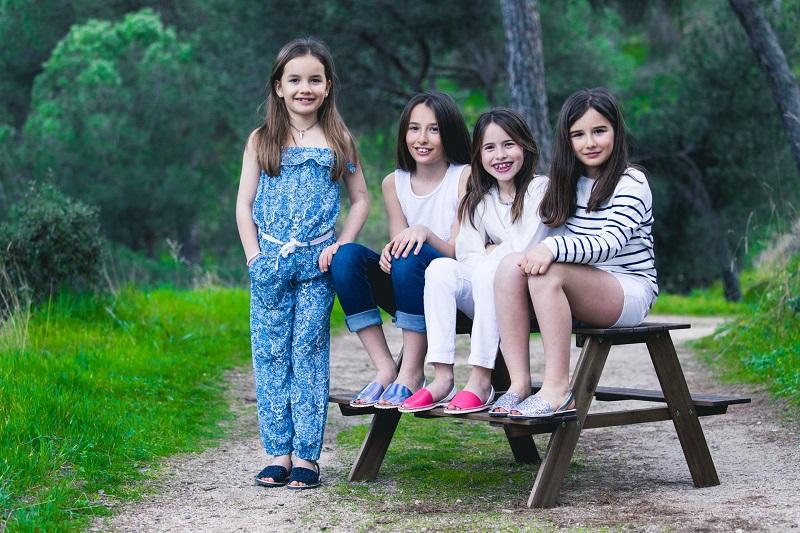 Menorcan Sandals Kids