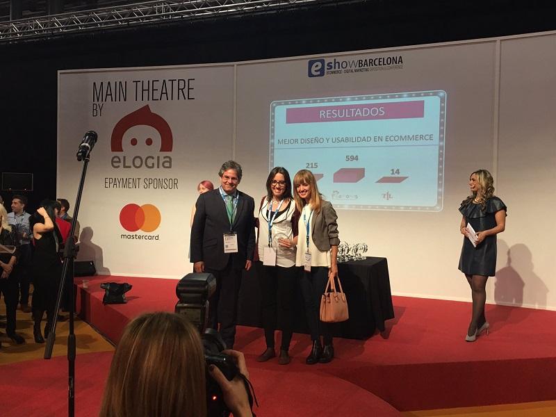 Pisamonas wins 2 awards at the 2017 Barcelona eAwards