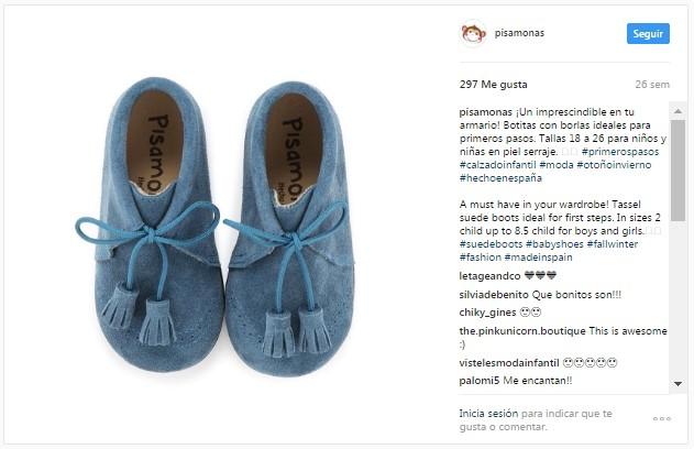 Instagram pisamonas children boots