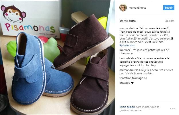 Instagram pisamonas